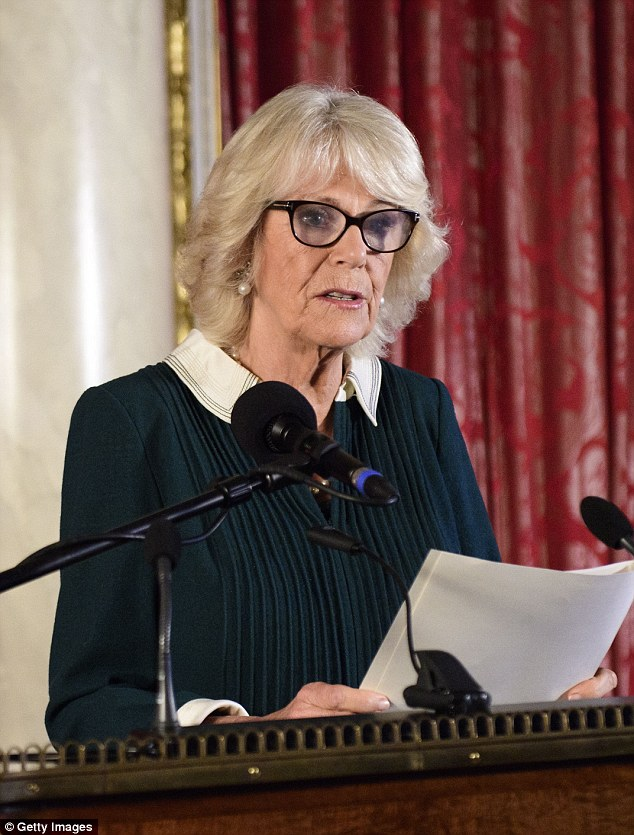 The Duchess of Cornwall today described BBC Radio 4 Woman's Hour as the 'soundtrack to her life' as she attended an event celebrating the 70th anniversary of the show