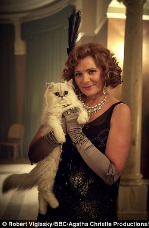The new adaptation of the classic Agatha Christie  will star Sex And The City's Kim Cattrall as a wealthy widow