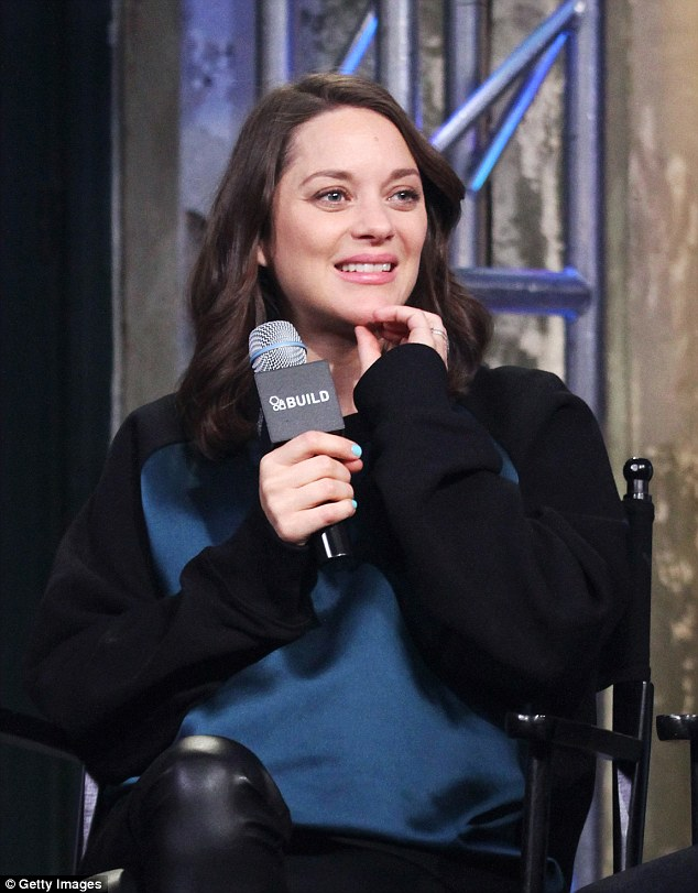 In demand: Marion's had a hectic end to the year with the release of two big screen blockbusters