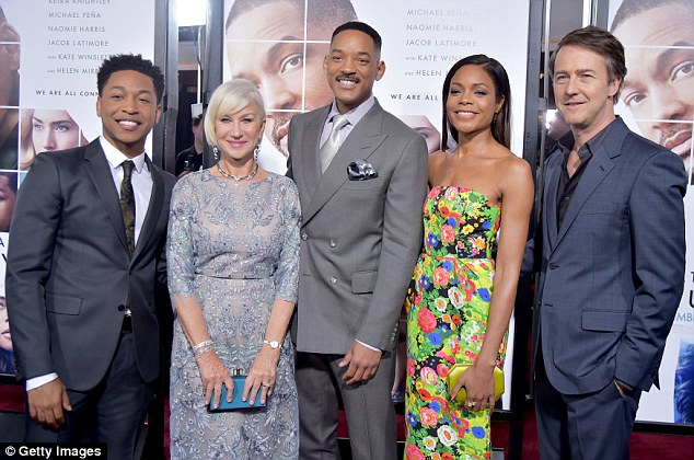 Let's get this show on the road!Collateral Beauty will be released on December 16
