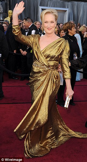 Hollywood royalty:Meryl Streep is being honored for her outstanding contributions to the world of entertainment with the 2017 Cecil B. DeMille Award