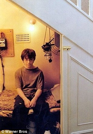 Better known as 4 Privet Drive, the home in Martins Heron, Bracknell was the set for the Dursleys home in the first Harry Potter film