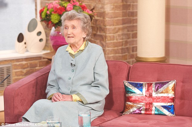 The Honourable Margaret Rhodes appeared on This Morning to mark the Queen's Jubilee in 2011