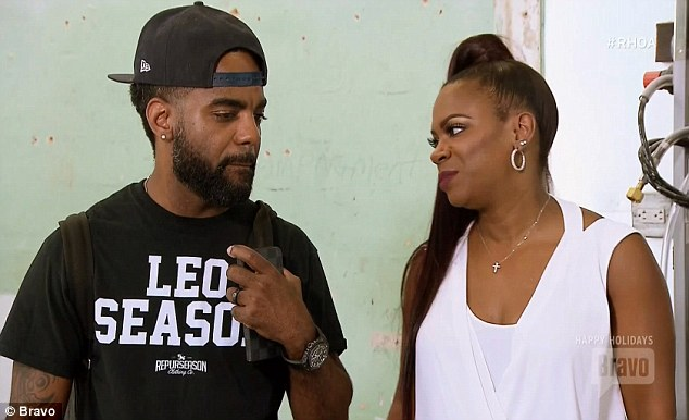 Behind schedule: Todd and Kandi Burruss discussed their behind schedule restaurant project