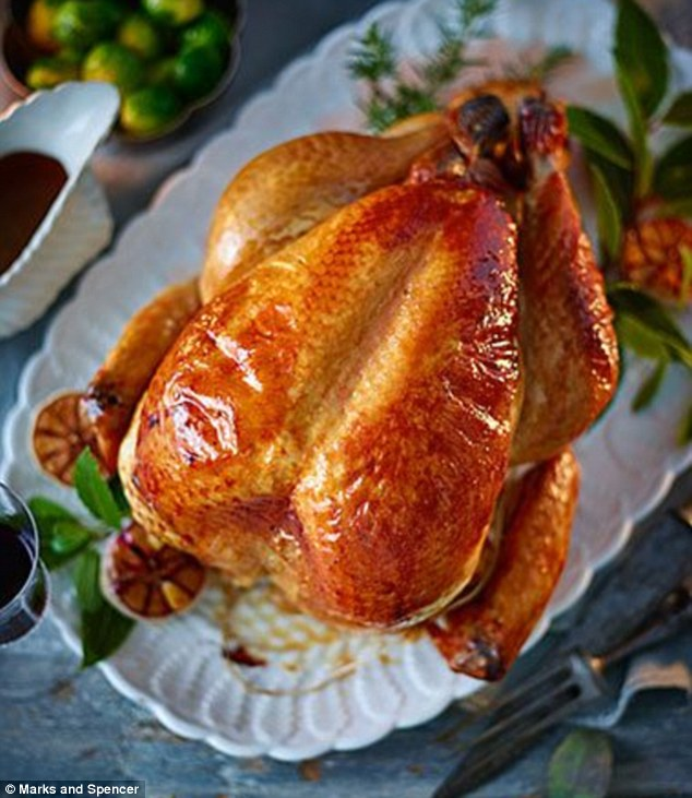 Femail reveals what tipple goes best with your turkey, chin chin!