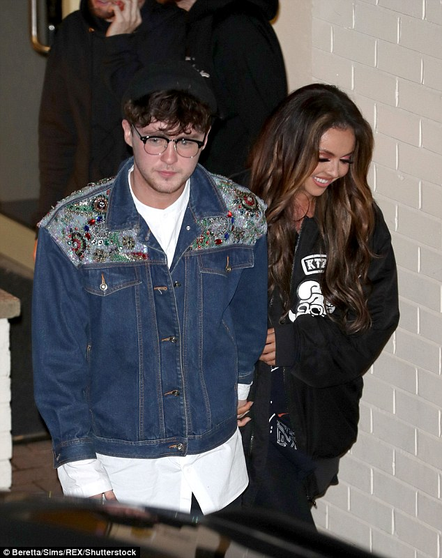 'They're dealing with it really well': Coleen recently confirmed Jake and Jesy's split on the same show