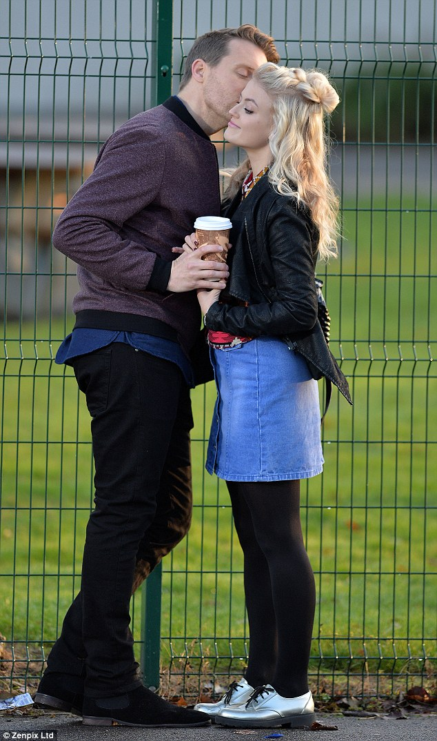 All better?Bethany Platt's streak of bad luck may continue as she was spotted locking lips with the street's new boy Nathan, who seems to be a new love interest for the vulnerable teen in a new storyline