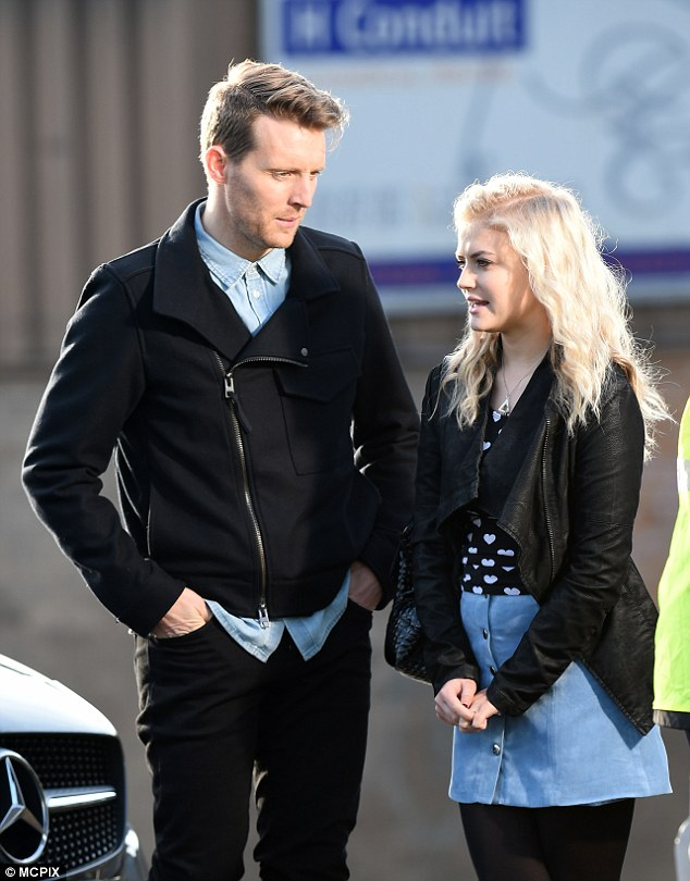 A shoulder to cry on? Having first been introduced to Nathan as the ex of Shona, the girl who David Platt meets in a nightclub, viewers will see Bethany grow close with Nathan