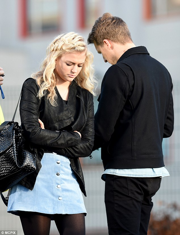 More woes: Over Christmas fans will see the wheels come of Bethany's life once more, as the revelation that she has a crush on Gary Windass leaves her humiliated to the point that she takes a heap of diet pills and collapses