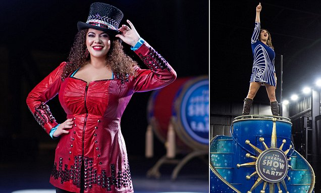 'I want to show little girls and little boys alike that women can do anything': Ringling