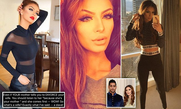 Amir Khan orders wife Faryal Makhdoom and family to end public feud