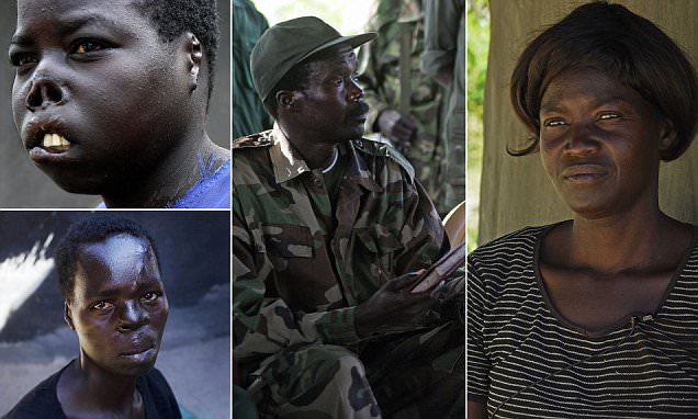 Ugandans made to serve Lord's Resistance Army recall how their lives were shattered