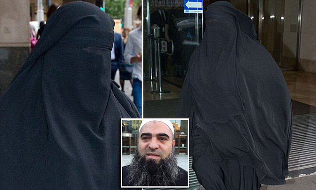 Wife of ISIS recruiter who refused to remove her Islamic veil in court loses lawsuit