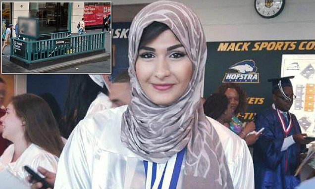 Muslim teen Yasmin Seweid arrested for lying about Trump supporter subway attack