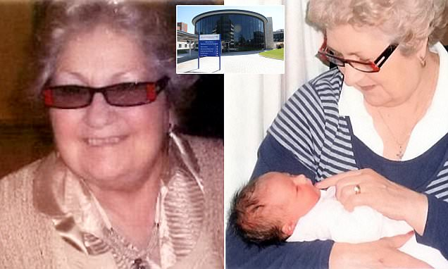 Grandmother who went to hospital with broken arm died from pneumonia and sepsis