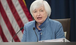 Pressure on the pound from the dollar as US Federal Reserve hikes interest rate by 0.25%