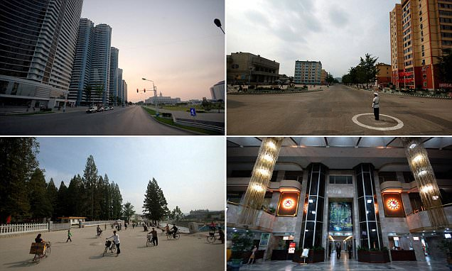North Korean tourist shares fascinating photos from the secretive country