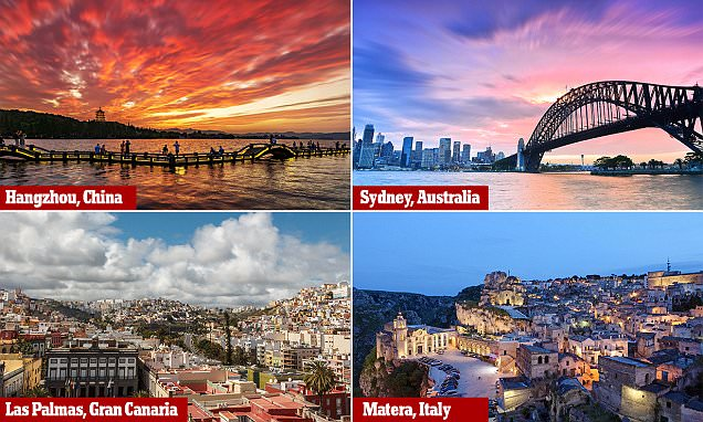 Lonely Planet reveals the seven best places to celebrate the New Year