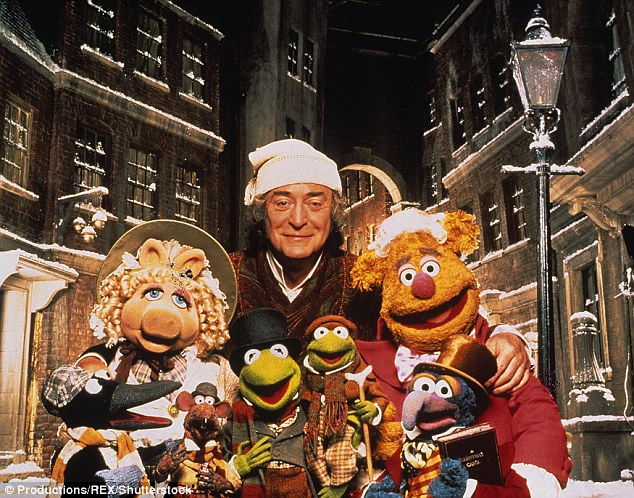 In fourth place came 1992 puppet/live action caper The Muppet Christmas Carol, which is an adaptation of Charles Dickens's 1843 novel A Christmas Carol