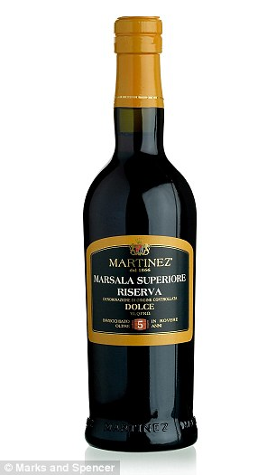 Why not try Martinez Marsala Riserva Dolce 5-yr-old, at £7, or the Asti NV, at £9