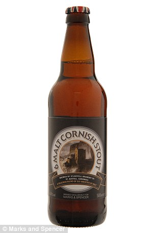 6 Malt Cornish Stout (£2.40, 240ml)