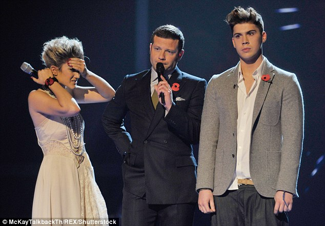Grimshaw was mentored by Dannii Minogue, but was voted out in week six in favour of the eccentric Katie Waissel