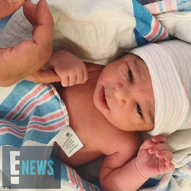An eventful year: On November 10th, Chyna and her fiancé Rob Kardashian welcomed a daughter called Dream Kardashian