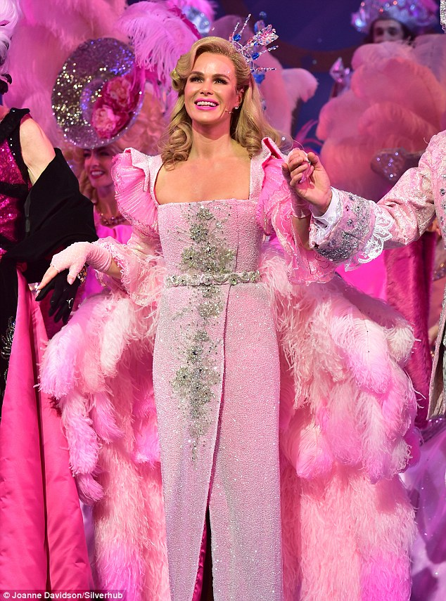 'I did panto when I first left drama school 20 years ago, I was Cinderella, I'm way too old to play that girl now'