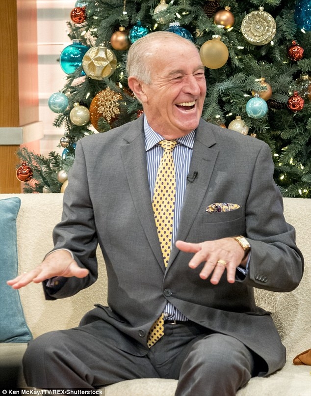 'I don't want people to think I've gone dithery': Strictly's head judge Len Goodman, 72, gave his reasons for quitting the show and admits he's concerned he's made a mistake