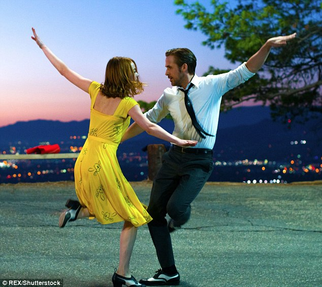 Snubbed: The event was thrown in honour of La La Land just hours after it was snubbed by the SAGs. However, Emma and co-star Ryan Gosling did earn nods in the Best Actor categories