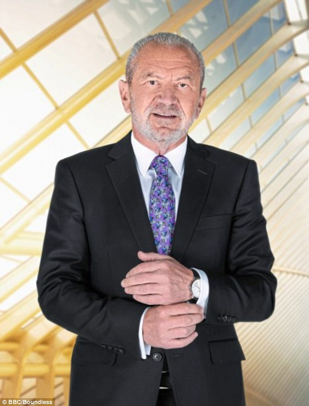You're fired!The Apprentice returns Thursday on BBC One at 9pm, when Lord Sugar will choose his two finalists after the interview process