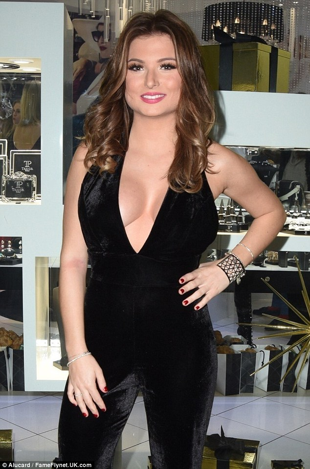Peek-a-boob!Zara Holland oozed self-confidence on Wednesday night as she dared to bare plenty of skin at the Tresor Paris bash in London