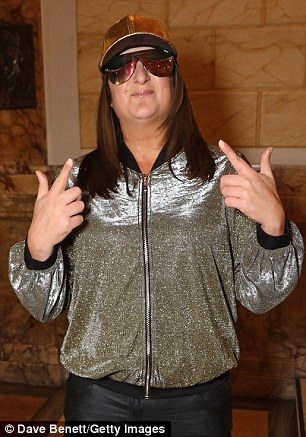 Sealing the deal: Honey G confirmed earlier this week that she had bagged a record deal with Simon's label Syco - sharing the news on Twitter before Sunday night's final