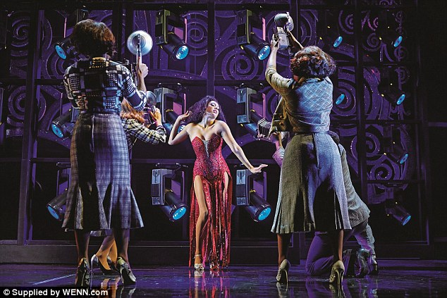 The physical discomfort was accentuated by piercing whistles from several people near me; and that tells you that the show is, yes, good fun and likely to be a hit