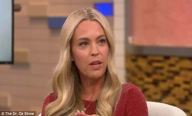 'It eats away at you': Kate Gosselin, 41, says she's done with unwanted media intrusion into her personal life and claims that tabloids are damaging her health