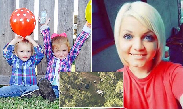 Toddler, two, who was hit and killed by a train in Florida is pictures