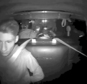 FILE - This July 30, 2016, file image made from a video provided by Washington State Patrol via The Daily Herald shows Allen Ivanov in the back of a patrol car in a police camera video shortly after his arrest on Interstate 5 in Lewis County, Wash. Ivanov, who shot and killed three people at a house party in July near Seattle, pleaded guilty Monday, Dec. 19, one day before a prosecutor was to announce his decision on whether to seek the death penalty.  (Washington State Patrol via The Herald via AP, File)