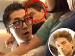 Richard Marx Subdues Deranged Passenger on Plane  When Richard Marx boarded a flight from Vietnam to South Korea with his wife Daisy Fuentes today, he had no idea he?d be called upon help keep the airplane safe from a deranged passenger.  Related: ?The World Owes? President Obama, Says Kendrick Lamar  Fuentes posted photos of Marx helping subdue a passenger who had grown agitated and begun attacking the flight crew. The collage showed Marx working with crew to help keep the passenger in his seat. His help appeared to be necessary because, as Fuentes reported, the crew wasn?t properly trained to handle the incident.  ?On our flight from Hanoi to Seoul a guy sitting in the next row from us got crazy & started attacking the flight attendants & passengers,? she wrote in the caption. ?When he started pushing the female staff and pulling them by the hair @therichardmarx was the first to help subdue him. This went on for FOUR hrs. I feel horrible for the abuse the staff had to endure but no o