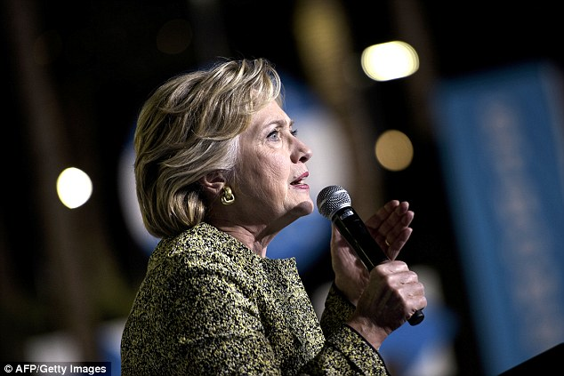 TROUBLE: Hillary Clinton kept a secret private email server in her basement, which housed thousands of documents later determined to be classified, and her deputy at the State Department flagged one about the Benghazi terror attacks as especially problematic