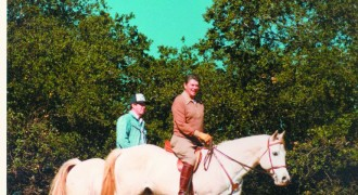 President Reagan's Rancho del Cielo, his home for nearly twenty-five years and the Western White House for eight, is a window into the soul of Ronald Reagan. You can explore this remarkable site now.  [btn]Learn More[/btn]