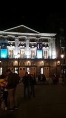 Madrid por la noche  Noviembre 2016