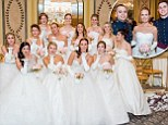 Belles of the ball! Daughters of the world's most elite families dress to impress as they gather in New York for 62nd annual Debutante Ball Young ladies dazzled in a myriad of ball gowns as they gathered at the 62nd International Debutante Ball The annual event welcomes the daughters of the world's elite families to high society  The young ladies meet and greet with future husbands, friends, colleagues and business and charity contacts  By Martha Cliff for MailOnline PUBLISHED: 03:16 EST, 30 December 2016 | UPDATED: 04:48 EST, 30 December 2016     e-mail   33 shares 275 View comments The Pierre Hotel in New York was awash with white last night as debutantes dazzled in a myriad of ball gowns at the 62nd International Debutante Ball.  The event, that welcomes the city's well heeled into society, saw the gaggle of girls take to the stage in a series of wedding-dress like ballgowns.  The young ladies are the daughters of the world's elite families, and at stake are their first impressions