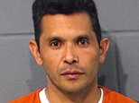 This undated photo provided by the Geary County Detention Center In Junction City, Kan., shows Tomas Martinez-Maldonado. Records obtained by The Associated Press show that Martinez-Maldonado a Mexican national accused of raping a 13-year-old girl on a Greyhound bus that traveled through Kansas had been deported 10 times and voluntarily removed from the U.S. nine times since 2003. (Geary County Detention Center via AP)