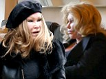 'Catwoman' Jocelyn Wildenstein claims she is so broke she can't even afford to buy food after ex-husband's family trust cut off the $110,000-a-month she's been given for 17 years