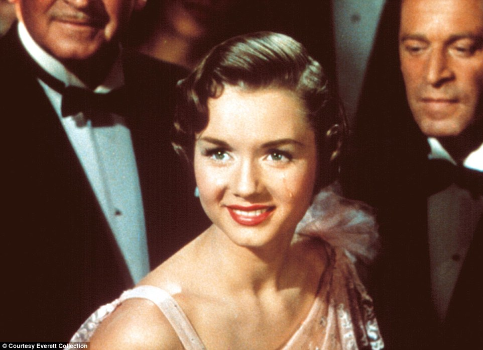 Debbie Reynolds' first leading role was as Kathy Selden in Singin' in the Rain, in 1952, aged 19 - the role that set her on the path to fame