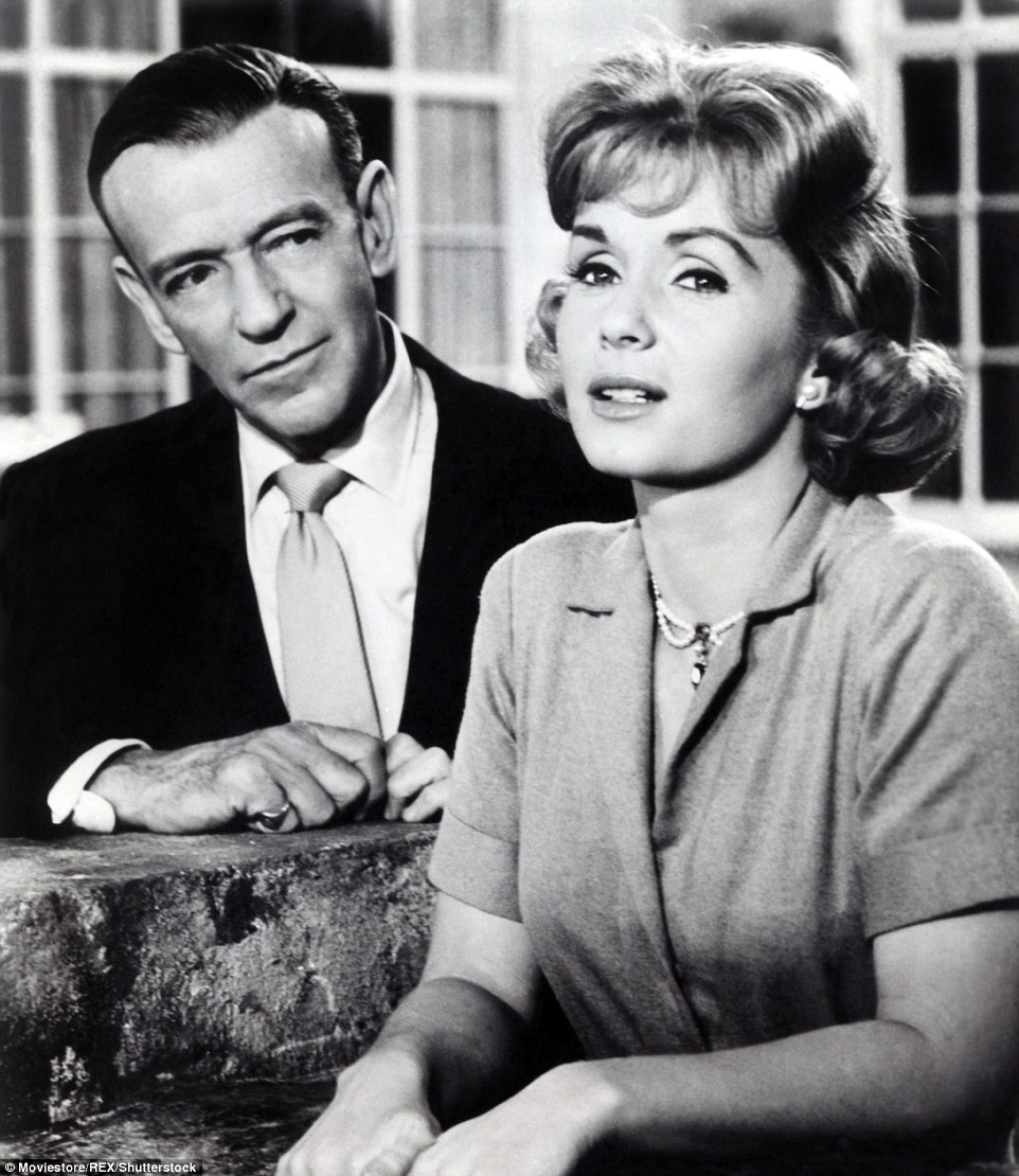 The Hollywood actress and mother-of-two went onto star across from Fred Astaire in The Pleasure of His Company (1961)