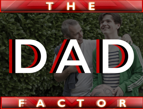 The Dad Factor @ Parenting NI | Belfast | Northern Ireland | United Kingdom