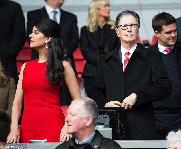 Liverpool owner John W Henry will not be impressed by Balotelli's expensive returns this season