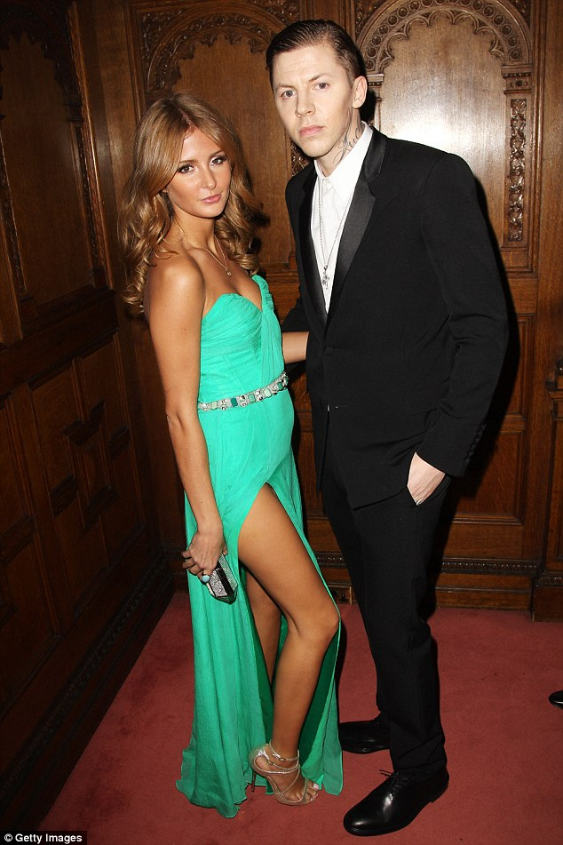 It's over: The Lullaby hit-maker is single following his split from ex-wife, former Made In Chelsea star Millie Mackintosh, earlier this year
