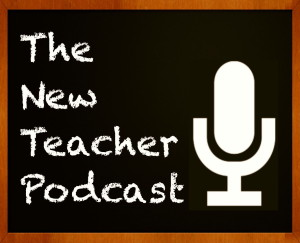 New Teacher Podcast Logo